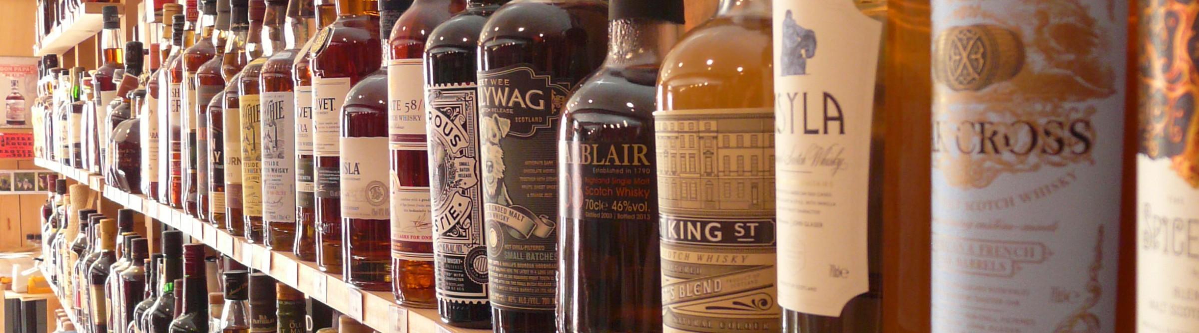 caviste whisky près de rennes