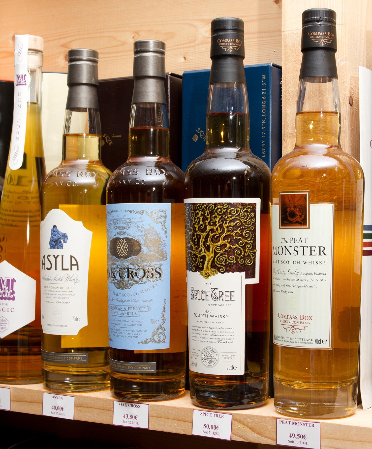 whisky tous a la cave