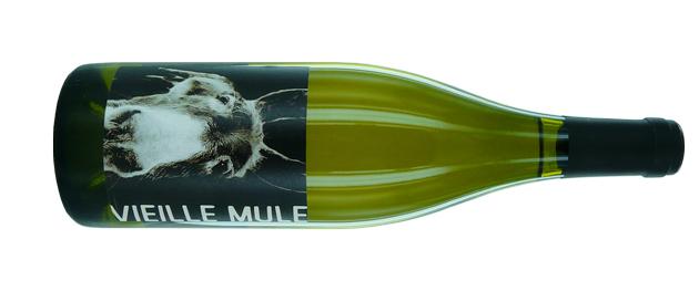 Vieille-mule-blanc