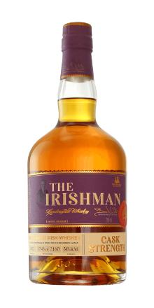 irishman cask strenght