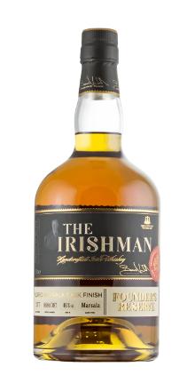 irishman marsala finish