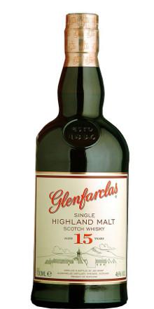 glenfarclas 15 ans coffret 2 verres